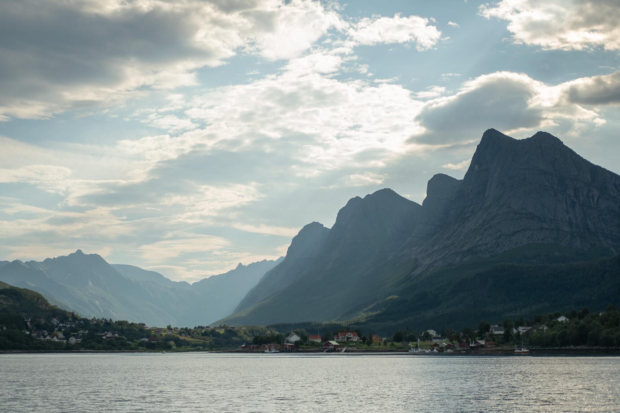 Bilde tatt under Ekspedisjon Barents